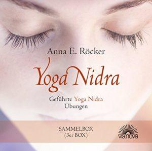 Anna Röcker Geführte Yoga Nidra-Übungen Sammelbox 3er Box